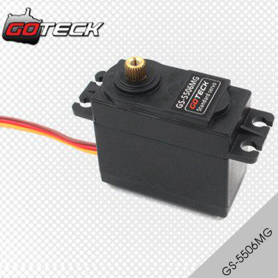 Goteck GS5506MG STD Servo Analog Style for RC Aircraft Helicopter DIY Accessories