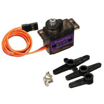 TowerPro MG90S Metal Gear RC Micro Servo for RC Model Accessories