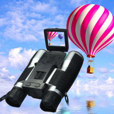 FS608R Digital Camera Binoculars FHD 1080P Telescope with 2 inch LCD
