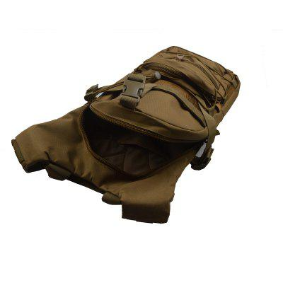 Nylon Double-Shoulder Bag Backpack
