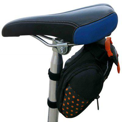 Universal Bicycle Cycling Seat Tail Saddle Bag for Mountain Road Bike
