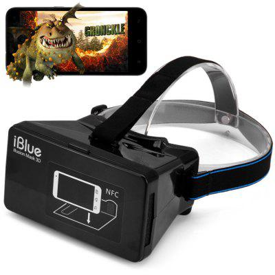 iBlue Universal 3D Virtual Reality VR Headset