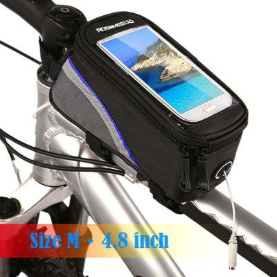 Roswheel 12496 Mountain Bike Cycling Bicycle Front Top Tube Frame Bag