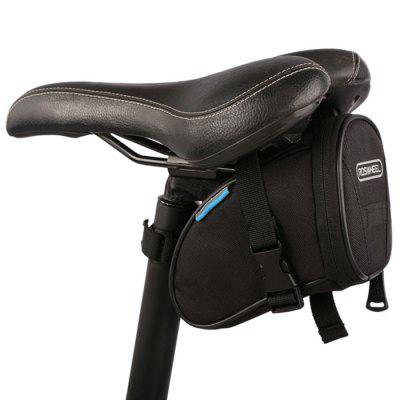 Roswheel 13656 Cycling Bike Bicycle Rear Seat Saddle 1L Capacity Tail Bag