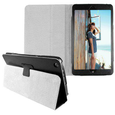 PU Protective Case Cover Stand Design for PIPO W4 Tablet PC