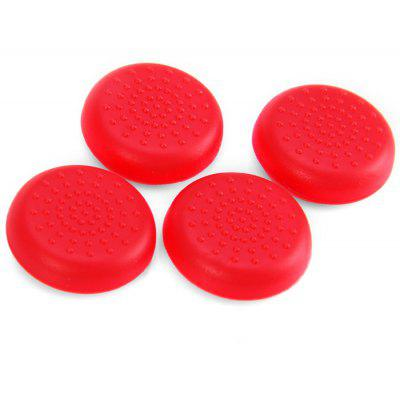 4Pcs Analog Controller TPU Thumb Stick Grips Cap Cover for PS4 Xbox One PS3 Xbox 360 Controller