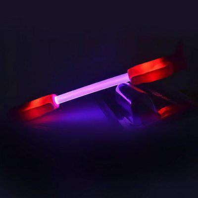 Fashion Bike Riding Cycling LED Caution Safe Night Light Decorative Tail Lamp