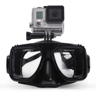 Practical Diving Goggles with Action Camera Mount for GoPro / Yi