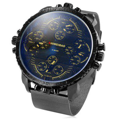 Shiweibao A1165 4-Movt Quartz Smart Watch Water Resistant Function
