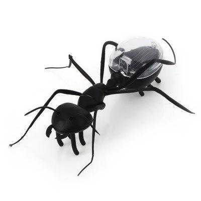 Energy-saving Ant with Solar Panel Solar Power Model Toy