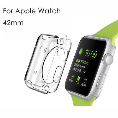 USAMS Soft Watch Protective Case with TPU Material for Apple Watch 42mm