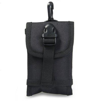Hiking Camping Army Tactical Mobile Phone Bag Case Pouch for 5.5 inch Screen ( Max )