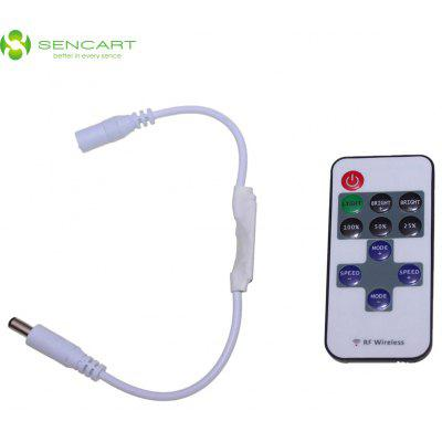 Sencart 11 Key LED RGB Light Strip RF Remote Controller