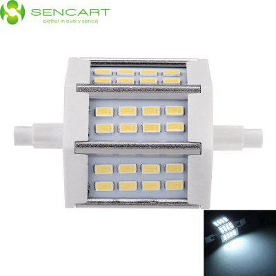Sencart R7S J78 8W 720LM SMD 5730 LED Horizontal Plug Light