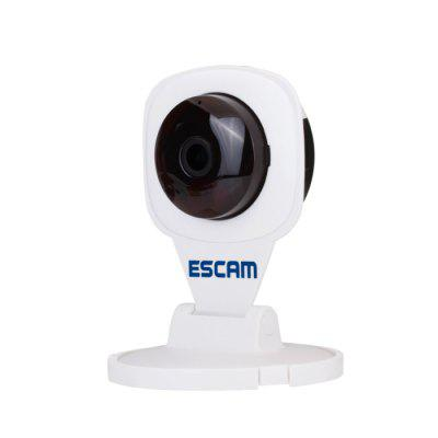 ESCAM Diamond QF506 Wireless WiFi 1.0MP IP Camera with Dual IR-cut Filter Support 32GB TF Card / Motion Detection for Home Security