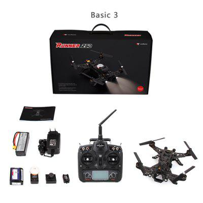 Walkera Runner 250 Upgraded Drone Quadcopter -  Basic 3 Package