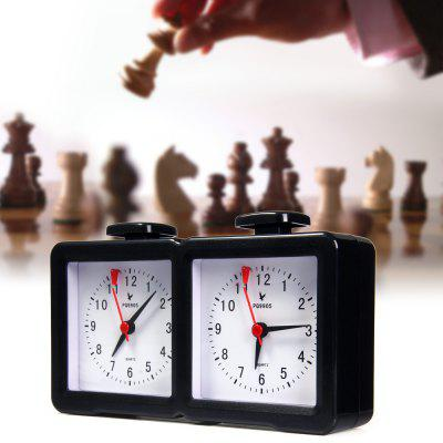 LEAP PQ9905 Quarz Analog Board Game Chess Clock Timer for I-go