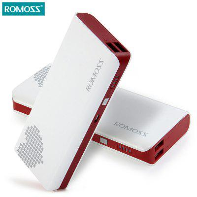 ROMOSS Sense 4 Heart 10400mAh External Battery Pack Power Bank