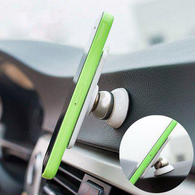 Universal Car Mount Sticky Magnetic GPS Stand 360 Degree Rotating Holder