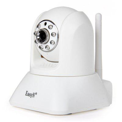 EasyN 187 1.3MP CMOS H.264 IR-CUT Wireless IP Camera with Dual Way Audio Support TF Card US Plug - 100 - 240V