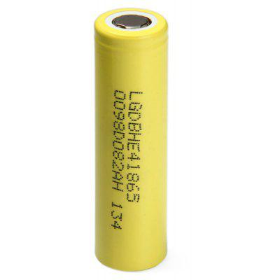 HE4 3.7V 18650 2500mAh Rechargeable Lithium-ion Battery