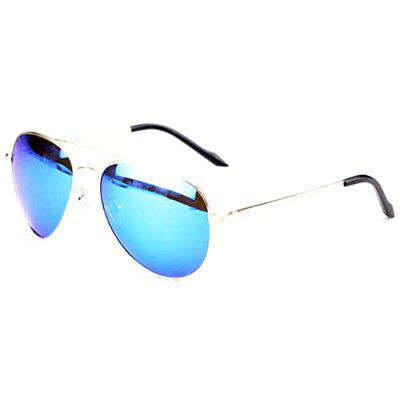 Ourspop OP - 001 Practical Unisex Polarized Sunglasses Frog Mirror