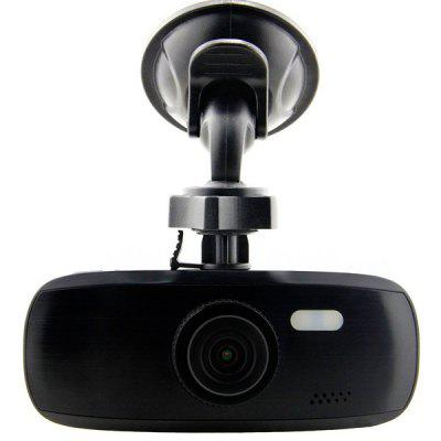 G1W-CB Full Black 2.7 inch 1080P Full HD Car DVR 4X Digital Zoom Video Recorder 120 Degree Wide Angle Lens with Charger (Safe C