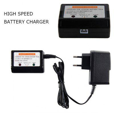 Balance Charger + EU Plug Adapter for WLtoys A959 / A949 / A969 / A979 / V353 Remote Control Cars