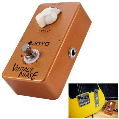 JOYO JF - 06 True Bypass Design Vintage Phase Electric Guitar Effect Pedal