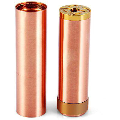 AKUMA Style Copper Mechanical Mod Set
