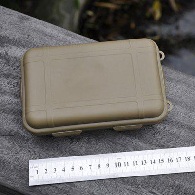 Portable Waterproof Shockproof Press Resistant Small Accessories Storage Box