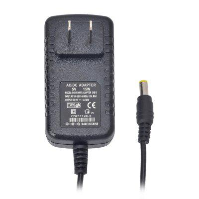 CHD-POWER ADAPTER 5VB15 Professional 15W 5V 3A Power Adapter Charger for Security Camera / Scanner ( 5.5 x 2.1mm )