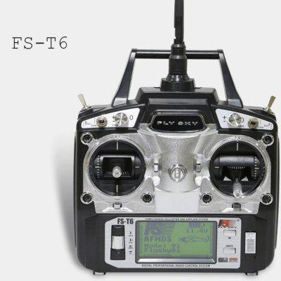 Flysky FS - T6 2.4G 6 Channel Transmitter