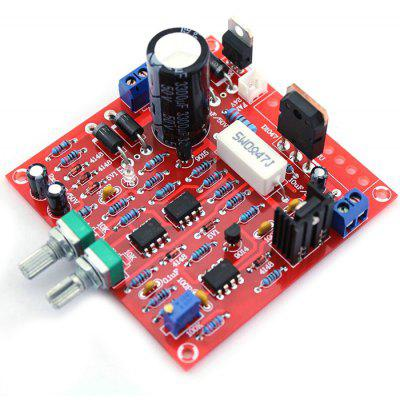 Adjustable DC Regulated Power Supply DIY Kit (0 - 30V, 2mA - 3A)