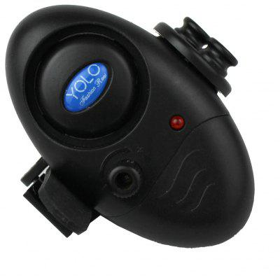 Round Electronic Fishing Alarm Waterproof Electronic Alarm