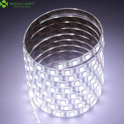 SENCART 300 x SMD - 5050 LED Waterproof Cool White Light LED Home Party Strip Light