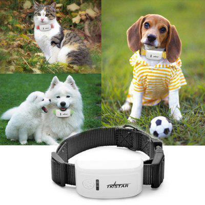 DMDG Mini Waterproof IPX6 Pet GPS Tracker Locator Ublox Chip Support GPRS / GSM Network for Dog / Cat