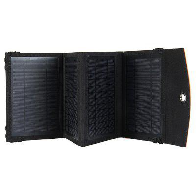 14W Chargeur solaire Pack Power Bank