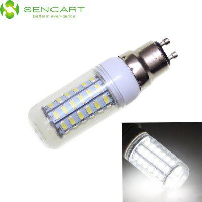 Sencart GU10 12W SMD - 5730 56 LEDs Dimmable White LED Light Bulb 2200LM AC 110 - 240V