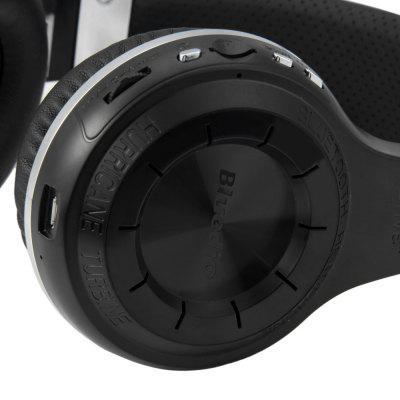 Фото Bluedio H+ Wireless Bluetooth Headset with Mic. Купить в РФ