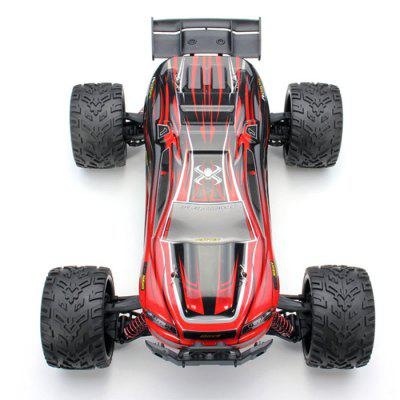 9116 1 / 12 Scale 2WD 2.4G 4 Channel RC Car Truck Toy RC Racing Truggy ToyRC Cars<br>9116 1 / 12 Scale 2WD 2.4G 4 Channel RC Car Truck Toy RC Racing Truggy Toy<br><br>Material: Electronic Components, Plastic<br>Package Contents: 1 x RC Truck ( Battery Included ), 1 x Controller, 1 x Charger, 1 x Screwdriver, 1 x Transmitter Wheel, 1 x Tightener<br>Package size (L x W x H): 38.50 x 28.00 x 17.00 cm / 15.16 x 11.02 x 6.69 inches<br>Package weight: 1.8550 kg<br>Product size (L x W x H): 34.00 x 26.50 x 12.00 cm / 13.39 x 10.43 x 4.72 inches<br>Remote Control: 2.4GHz Wireless Radio Control<br>Transmitter Power: 2 x 1.5V AA battery<br>Type: RC Trucks