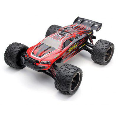 9116 1/12 Escala 2WD 2.4G 4 Canal RC coche camión de juguete RC Racing Truggy Toy