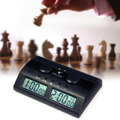 LEAP PQ9902C Electronic Board Game Chess Clock Timer for International Chess