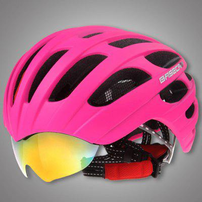 Basecamp Cycling Helmet with 3pcs Lens