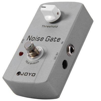 JOYO JF - 31 True Bypass Design Guitare électrique Noise Gate Effect Pedal  -  Argent