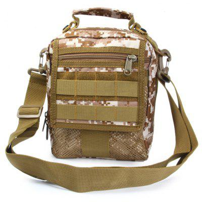 Buy CP CAMOUFLAGE Durable Nylong Army Tactical Handbag 3.5L Single Shoulder Bag for $13.39 in GearBest store