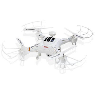 XIN LIN X118 5.8G FPV Headless 2.4GHz 6 Axis Gyro 6CH RC Quadcopter with 0.3MP HD Camera 3D Eversion Aircraft Image
