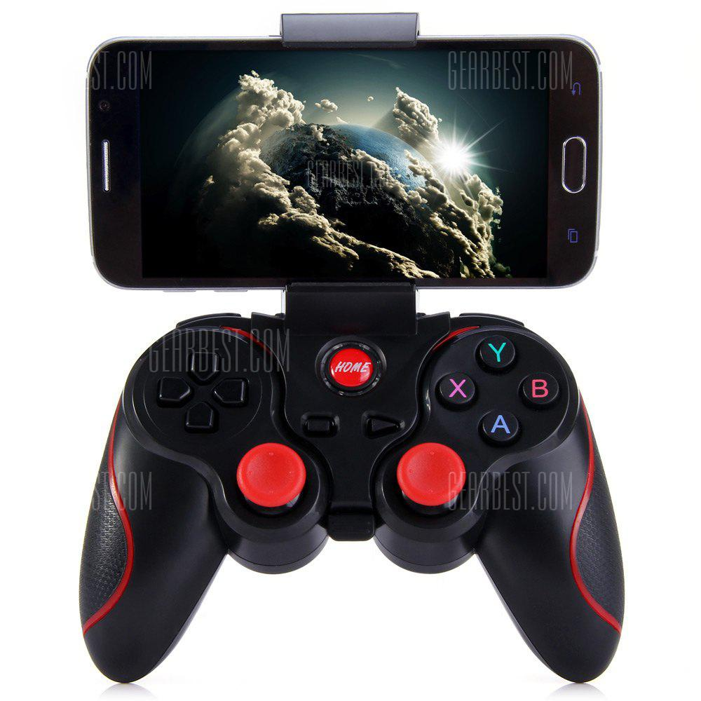 T3 Controllore Gioco Gamepad Wireless Bluetooth 3.0 per Sistema Android