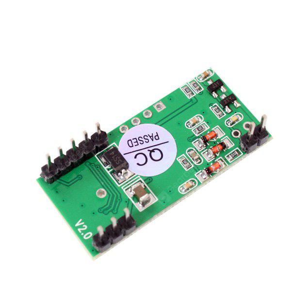EM4100 Stable Sensitive 125Khz RFID Smart Card Reader Module RDM6300 for  Arduino