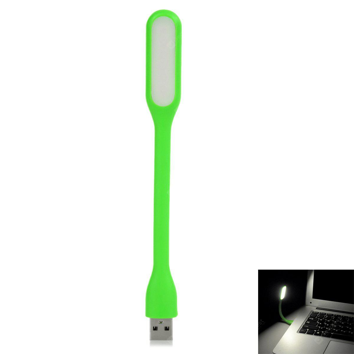 PRIME 40140029 Fashion Creative USB Flexible LED Lamp for Tablets Laptop PC Power Bank